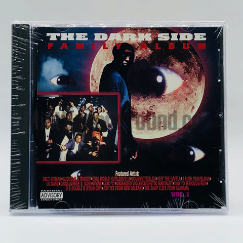 Various Artists: The Dark Side: Family Album: CD