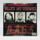 Bullets And Gunsmoke: Eyes On The Wolves/Come One Come All/Ballaz 4 Life: CD Single