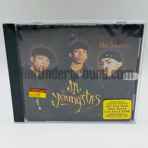 Da Youngsta's: No Mercy: CD