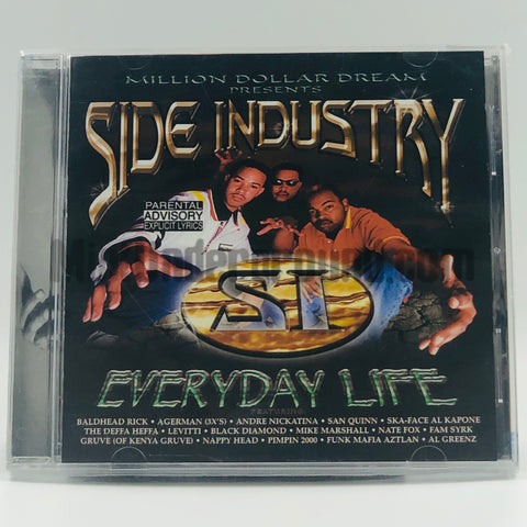 Side Industry: Everyday Life: CD