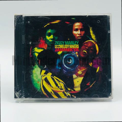 Ziggy Marley And The Melody Makers: Jahmekya: CD