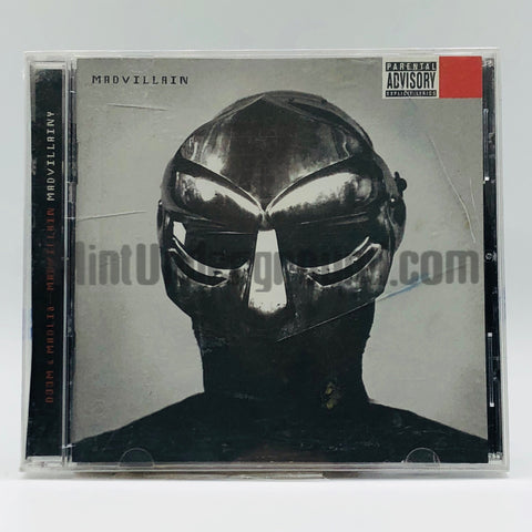 Madvillain: Madvillainy: CD