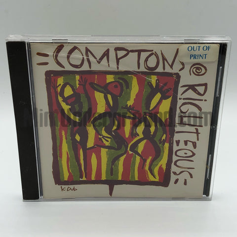 Comptons Righteous: Comptons Righteous: CD