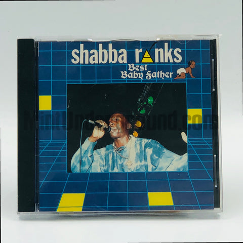 Shabba Ranks: Best Baby Father: CD