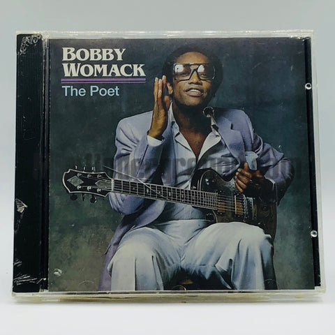 Bobby Womack: The Poet: CD