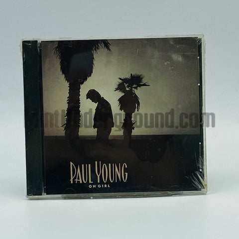 Paul Young: Oh Girl: CD Single