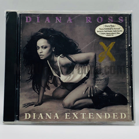 Diana Ross: Diana Extended/The Remixes: CD