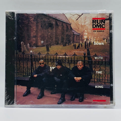 Run D.M.C./Run DMC: Down With The King: CD Single