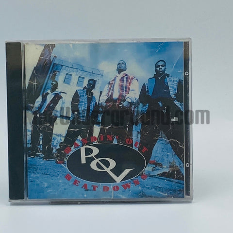 P.O.V./P.O.V: Handing Out The Beatdowns: CD