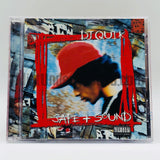 DJ Quik: Safe & Sound: CD