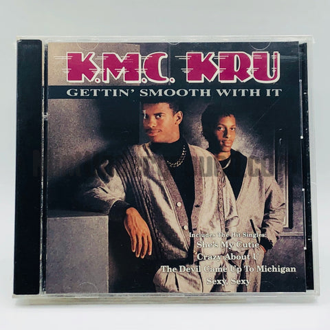 K.M.C. Kru: Gettin' Smooth With It: CD