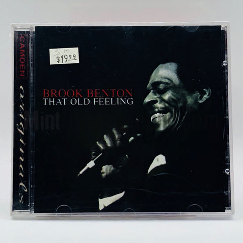 Brook Benton: That Old Feeling: CD
