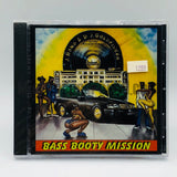 J. Bond & DJ Goldfinger: Bass Booy Mission: CD