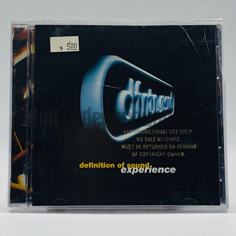 Definition Of Sound: Experience: CD