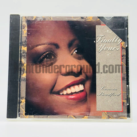 Carmen Bradford: Finally Yours: CD