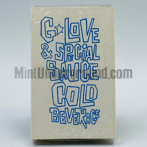 G. Love And Special Sauce: Cold Beverage: Cassette Single