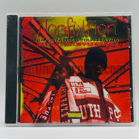 Nonfiktion: Gangsta Dre & Young Jayda: Creative Differences: CD