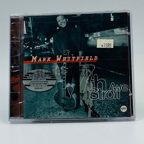 Mark Whitfield: 7th Ave Stroll: CD