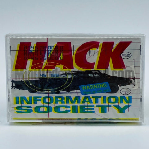 Hack: Information Society: Cassette