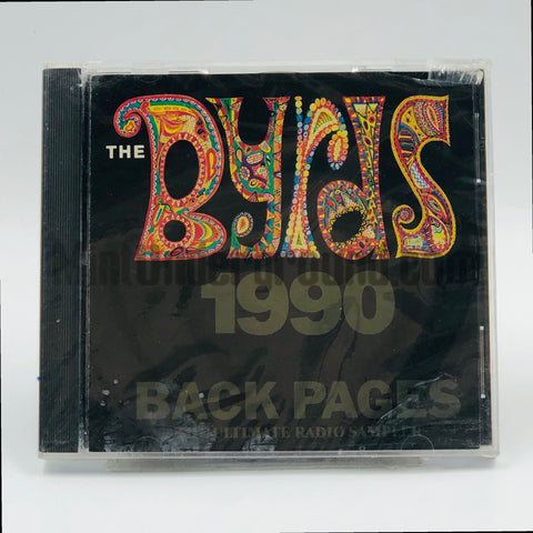 The Byrds: Back Pages: CD