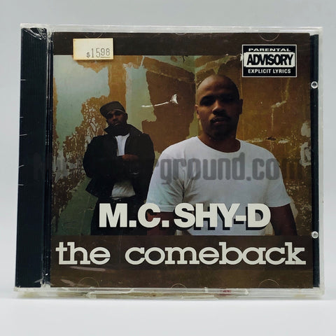M.C. Shy-D/MC Shy D: The Comeback: CD