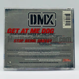 DMX: Get At Me Dog/Stop Being Greedy: CD Single