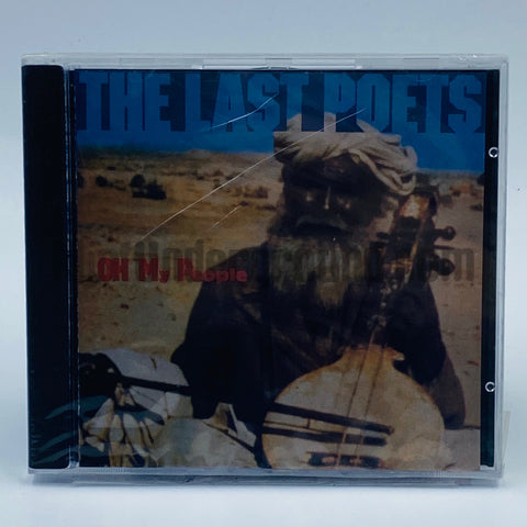 The Lost Poets: Oh My People: CD