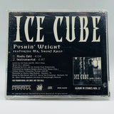Ice Cube feat. Mr Short Khop: Pushin Weight: CD Single: Promo