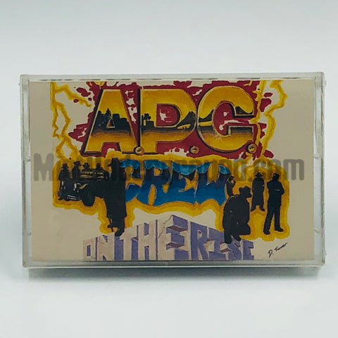 A.P.G. Crew/APG Crew: On The Rise: Cassette