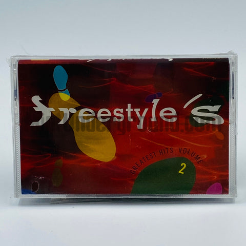Various Artists: Freestyle: Freestyle's Greatest Hits Volume 2: Cassette