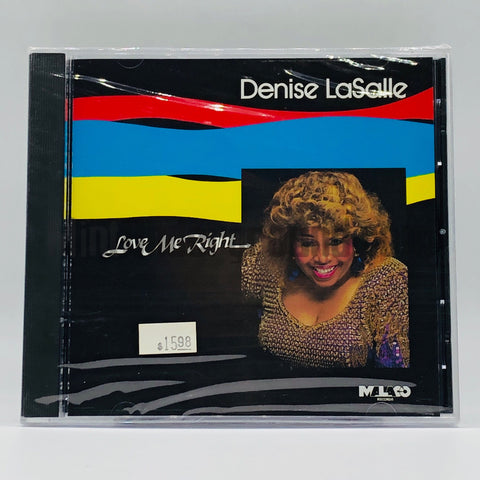 Denise Lasalle: Love Me Right: CD