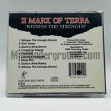 II Marx Of Terra: Witness The Strength: CD