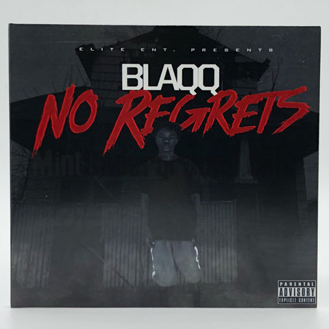 Blaqq: No Regrets: CD