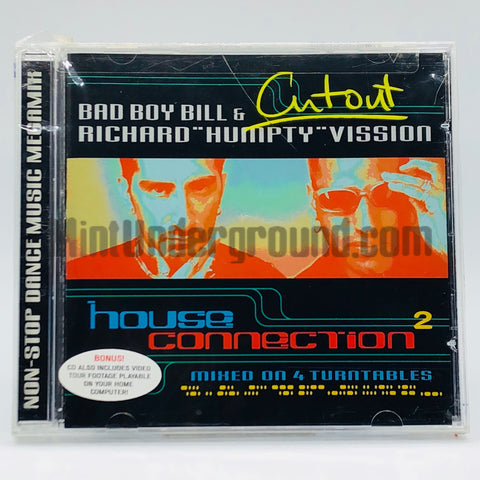 "Bad Boy Bill & Richard ""Humpty"" Vission: House Connection2: CD"