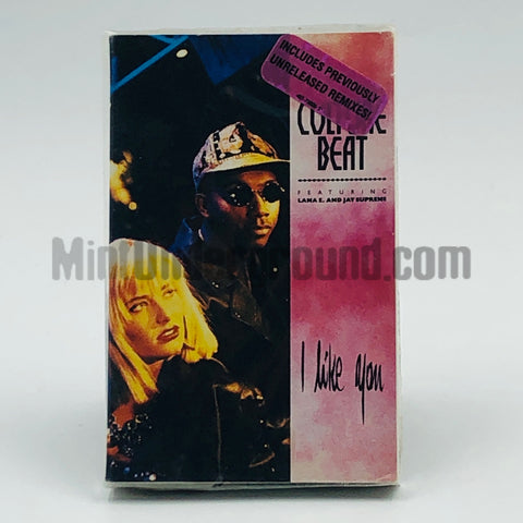 Culture Beat: I Like You: Cassette Single