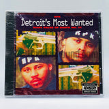 Detroit's Most Wanted: Many Faces Of Death Vol. III: CD