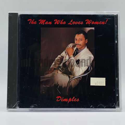Dimples: The Man Who Love's Women: CD