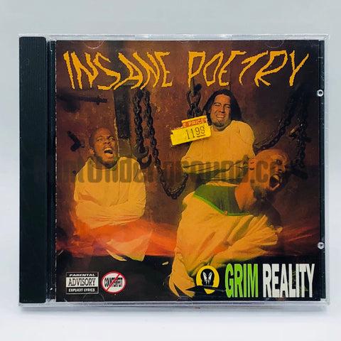 Insane Poetry: Grim Reality: CD