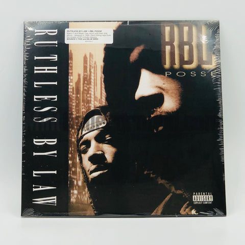 R.B.L.Posse/RBL Posse: Ruthless By Law: Vinyl