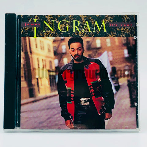 James Ingram: It's Real: CD