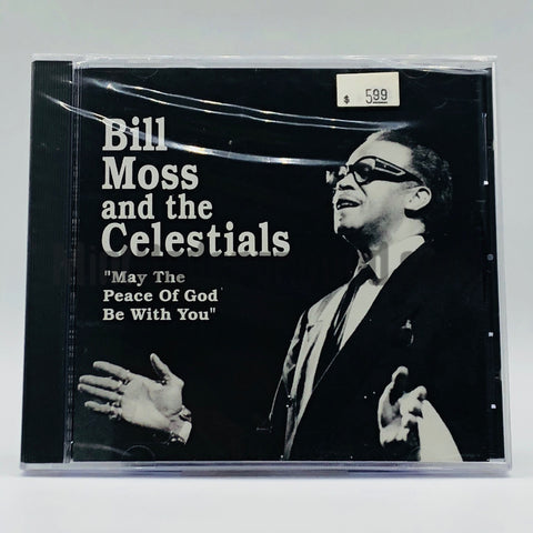 Bill Moss and The Celestials: May The Peace Of God Be With You: CD