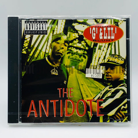 Indo G & Lil Blunt: The Antidote: CD