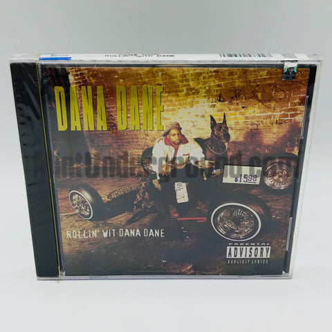 Dana Dane: Rollin' Wit Dana Dane: CD