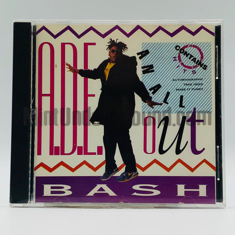 M.C. A.D.E./A.D.E./MC A.D.E: All Out Bash: CD