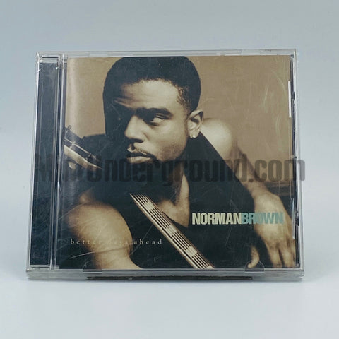Norman Brown: Better Days Ahead: CD