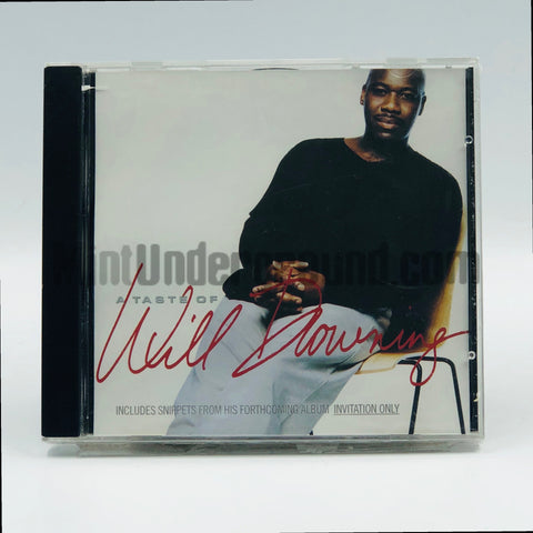 Will Downing: A Taste Of Will Downing: CD