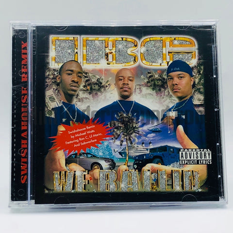 I.B.G./IBG/Innocent But Guilty: We Ballin (Swishahouse Remix): CD