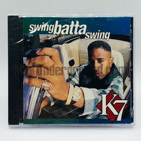 K7: Swing Batta Swing: CD