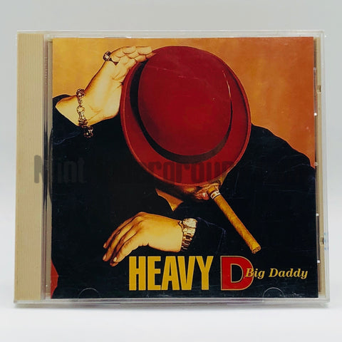 Heavy D: Big Daddy: CD Single