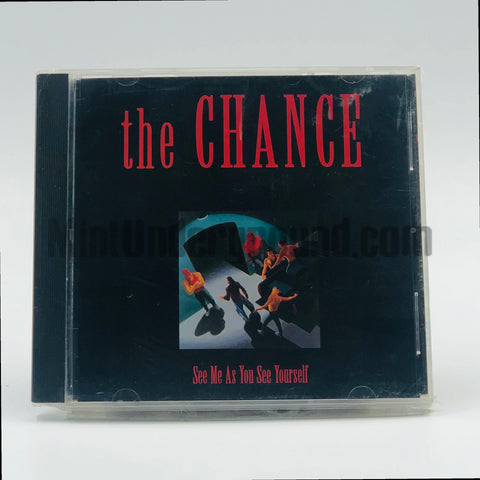 The Chance: See Me As You See Yourself: CD Single
